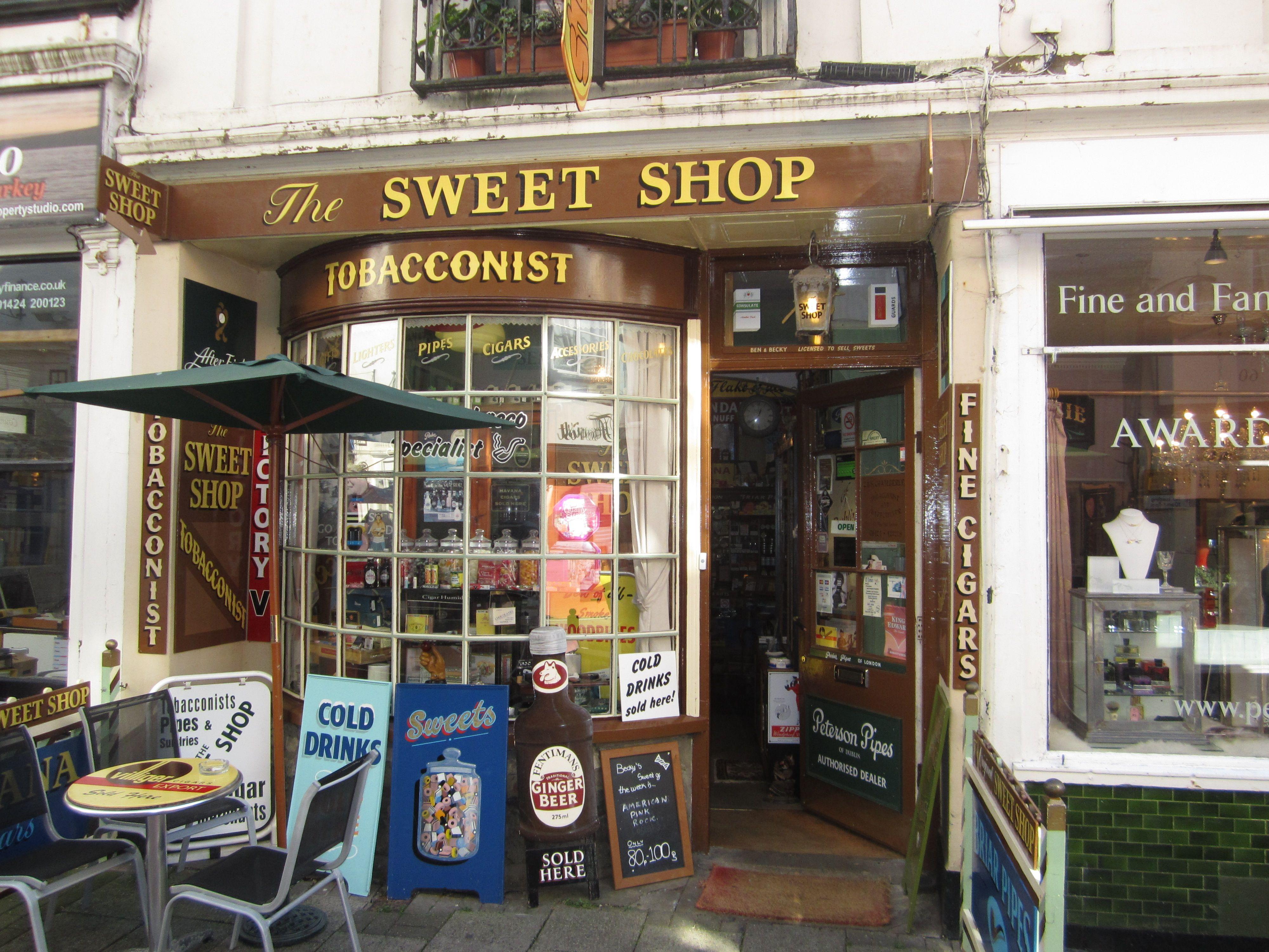 Sweaty shop