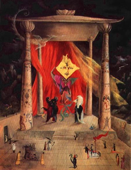 Temple of the World, Leonora Carrington