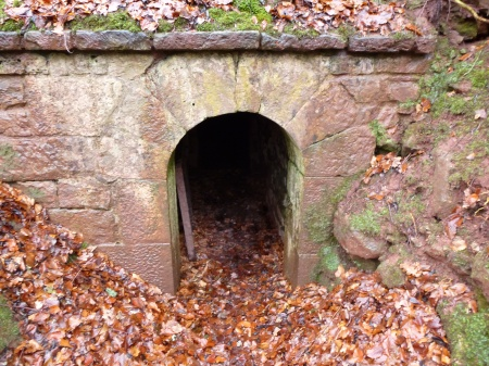 The tiny doorway into the Goblin Ha'