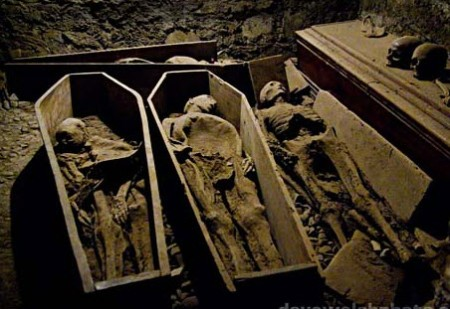 The Mummies of St Michan's