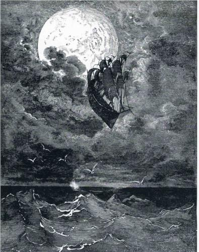 A Voyage to the Moon, Gustav Doré