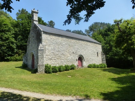 The chapel of St Clair