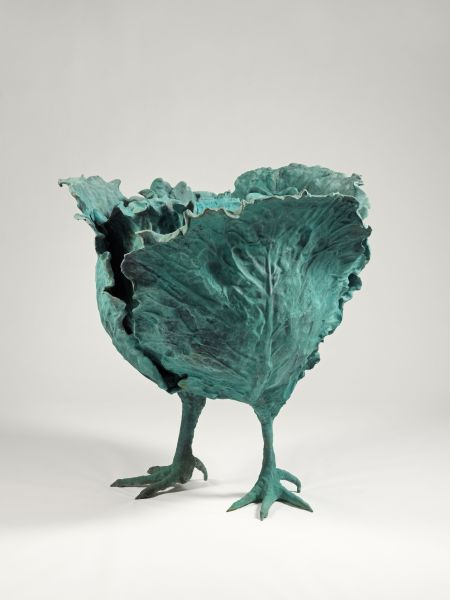 Choupatte (très grand) 2008-2012, Claude Lalanne (Image courtest Ben Brown Fine Art)