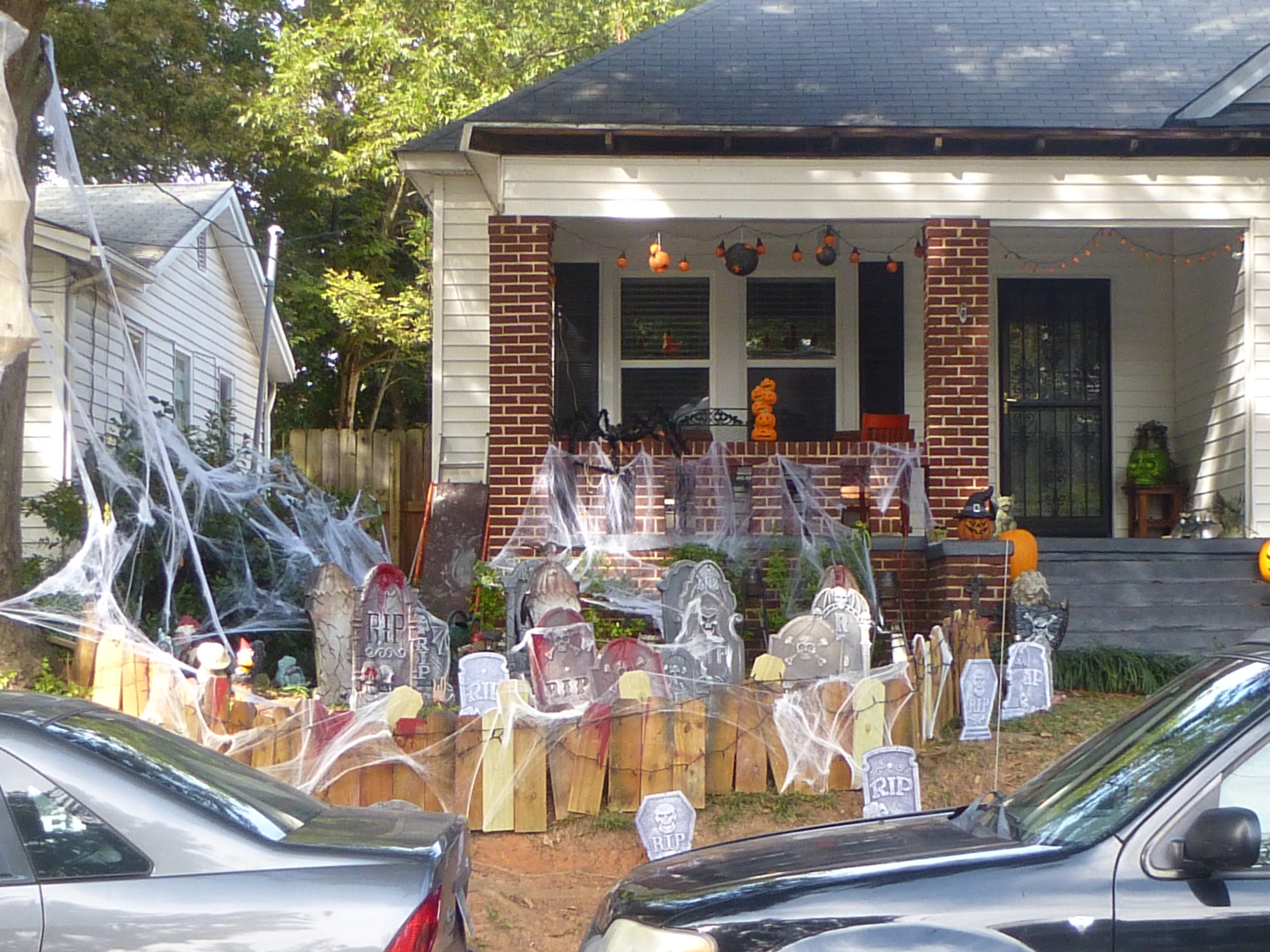 Halloween Decorations Atlanta My search for magic - Halloween Decorations Usa