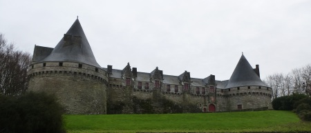 The château of Rohan