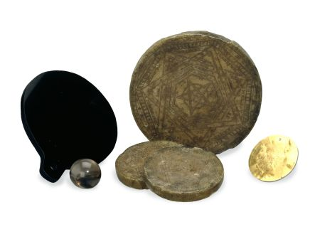 Magical Objects from Dr. John Dee's Collection