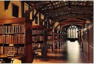 Image result for bodleian library harry potter