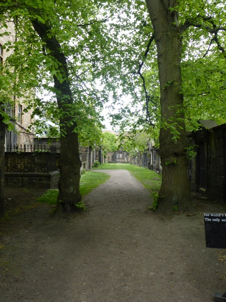 The Covenater's Prison, Greyfriars Kirkyard