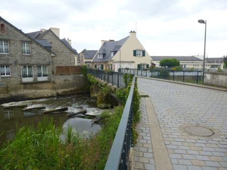 The 'Little Bridge' of Malestroit