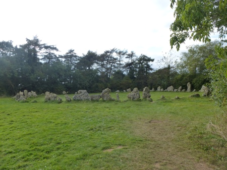 The Rollright Stones, Oxfordshire