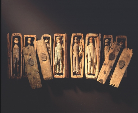 The Arthur's Seat Coffins, Edinburgh
