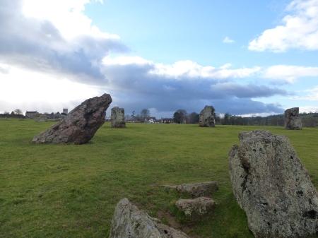 Stanton Drew Stone Circles, Somerset