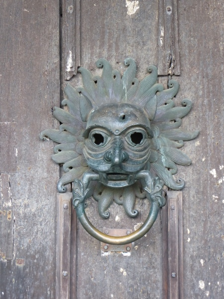 The Sanctuary Knocker, Durham Cathedral