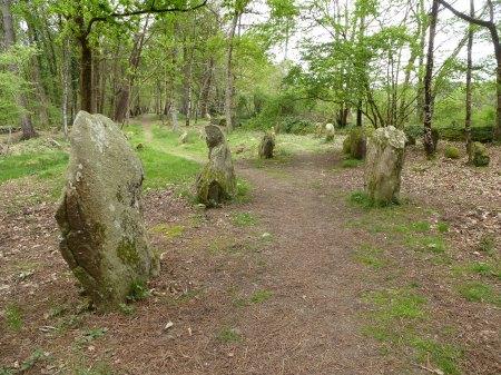 The magical stones of Petit-Ménec, Carnac