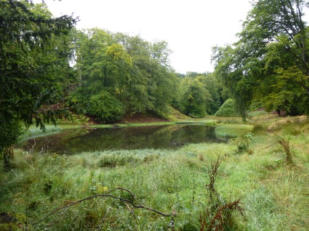 The Hurley Ponds, Penicuik